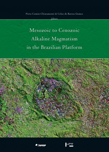 Capa para Mesozoic to Cenozoic Alkaline Magmatism in the Brazilian Platform